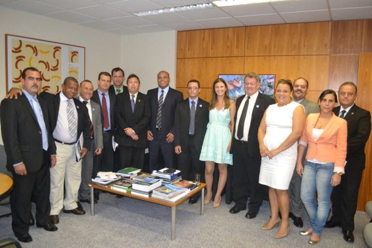 Interlegis reforça parceria com a Câmara de Piraí