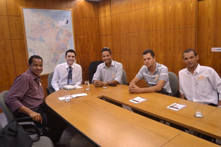 Três Câmaras baianas querem formalizar parceria com Interlegis