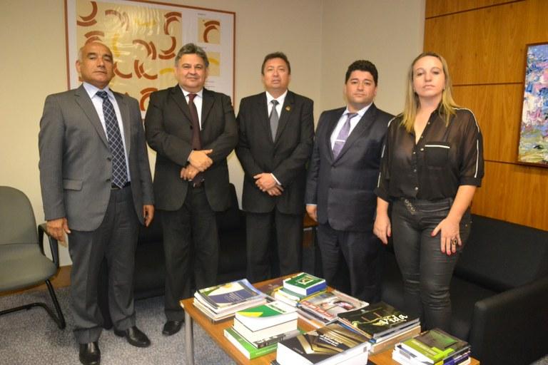 Câmara de Viçosa quer parceria do ILB para II Fórum de Desenvolvimento