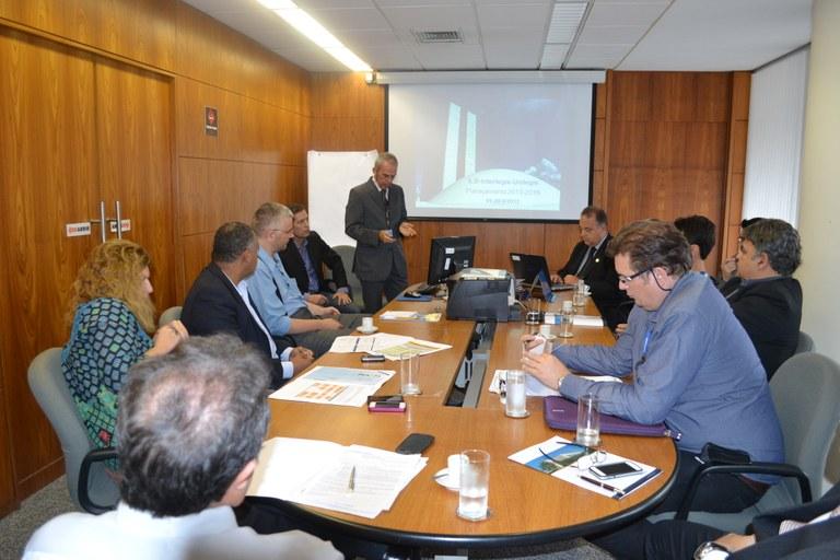 Diretoria do novo ILB elabora o Planejamento Estratégico da área e define sua missão