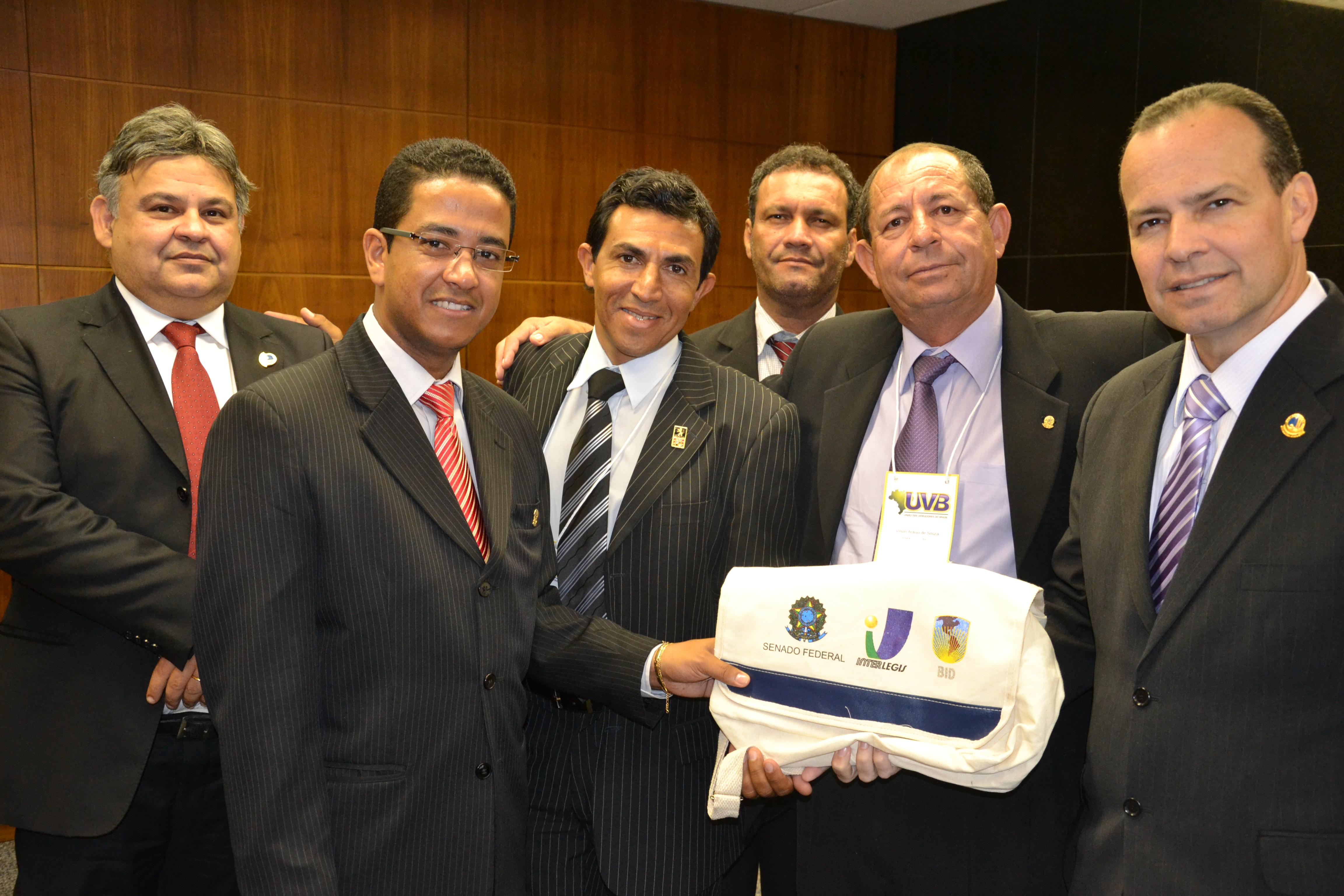 ILB recebe presidente e vereadores de Ibitiara