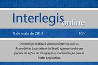 Programa Interlegis se prepara para o lançamento de pacote de ações em evento transmitido por videoconferência