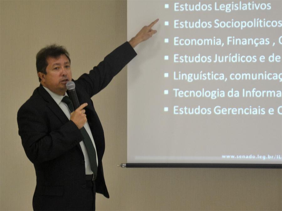 Interlegis/ ILB marca presença  na XVII  Conferência Nacional dos Legisladores e Legislativos Estaduais em RECIFE