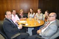 Representantes da Abel fazem visita ao ILB