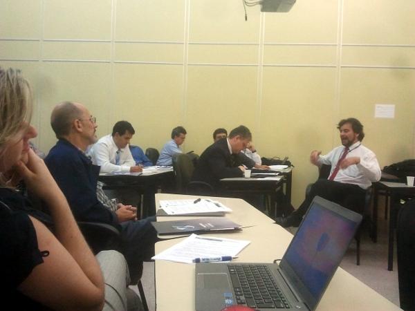 Técnicos do ILB/Interlegis  participam de encontro sobre  planejamento e implementação de Software Livre