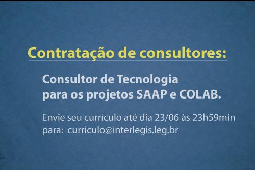 Processos seletivos para contratação de consultor do PNUD terminam no próximo domingo