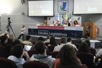 Seminário internacional discute desafios na consolidação democrática na América Latina no ILB/Interlegis
