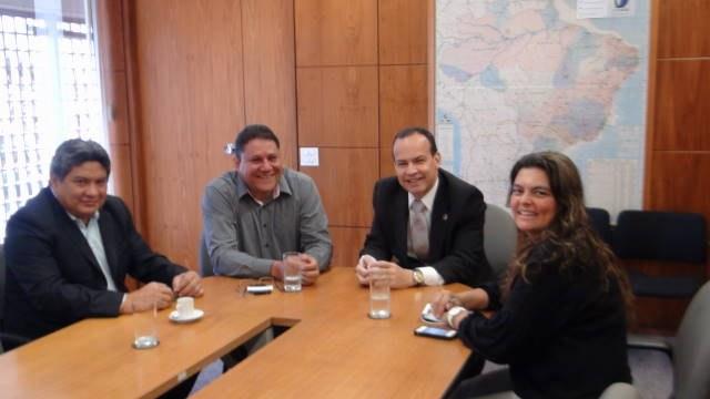 Assembleia de Rondônia quer acordo de cooperação com o Interlegis/ILB