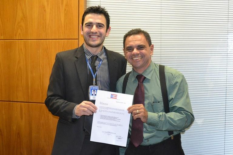 Câmara de Marituba-PA adere ao Programa Interlegis