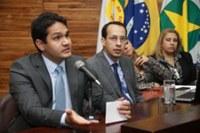 Interlegis inicia treinamento a parlamentares de MT na AMM