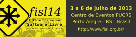 Servidores do Interlegis/ILB participam do Forum Internacional Software Livre