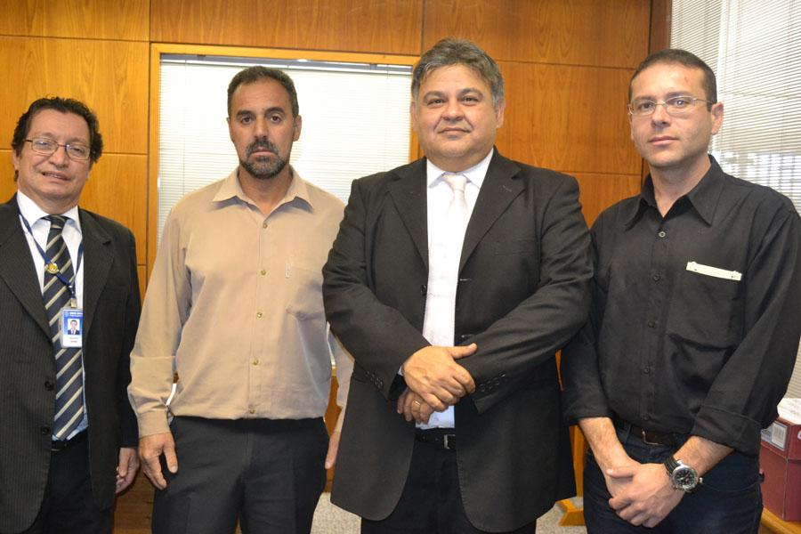 Câmara de Caçapava do Sul assina termo de adesão ao Programa Interlegis