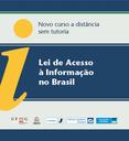 ILB lança curso a distância sobre Lei de Acesso à Informação