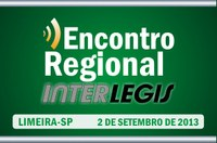 Interlegis/ILB fará Encontro Regional em Limeira