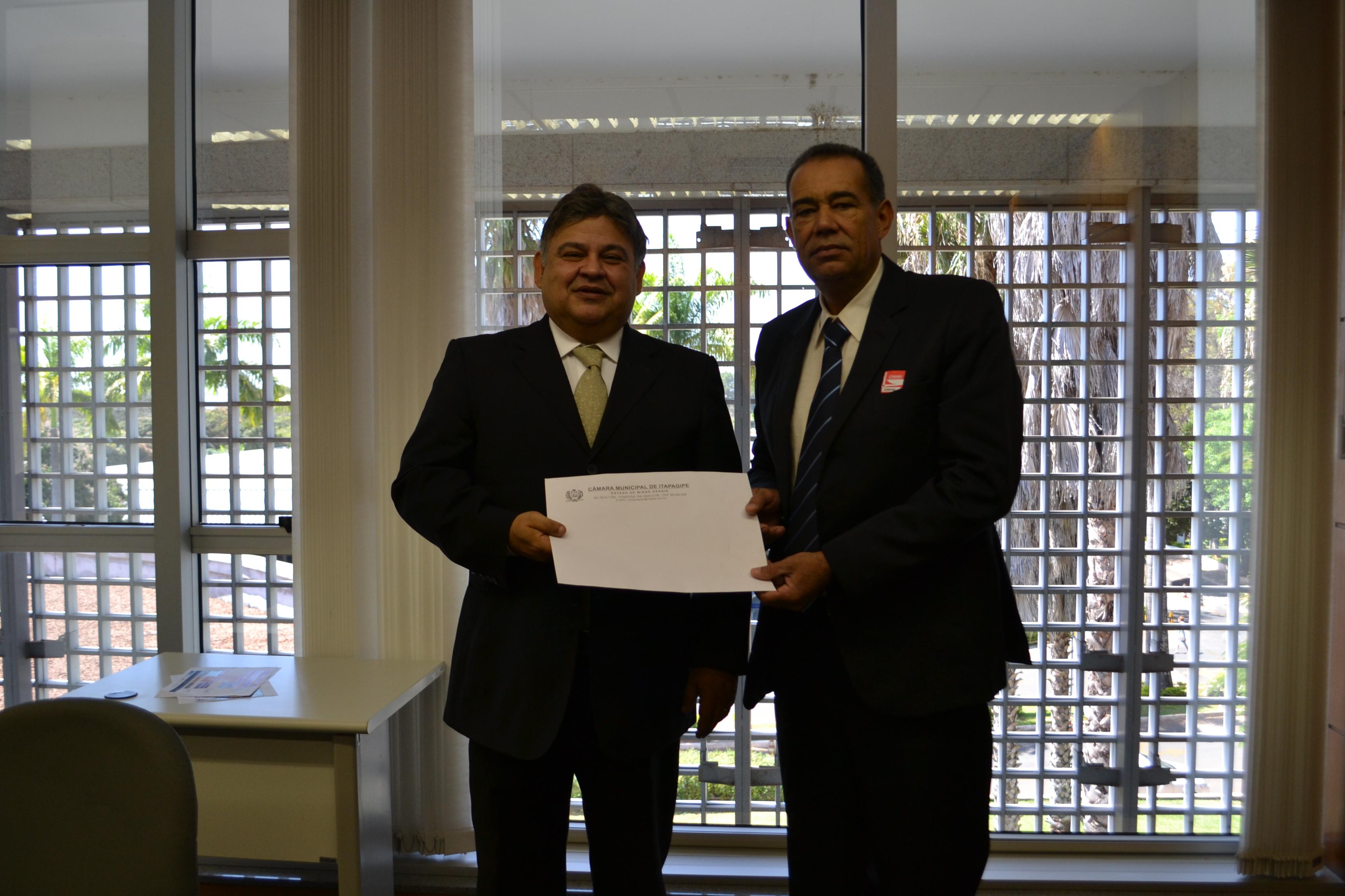 Itapagipe quer aderir ao Projeto de Modernização Legislativa do Interlegis