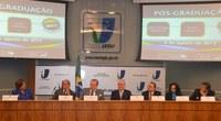Renan participa do lançamento dos cursos de pós-graduação do ILB