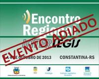Encontro Regional em Constantina (RS) é adiado
