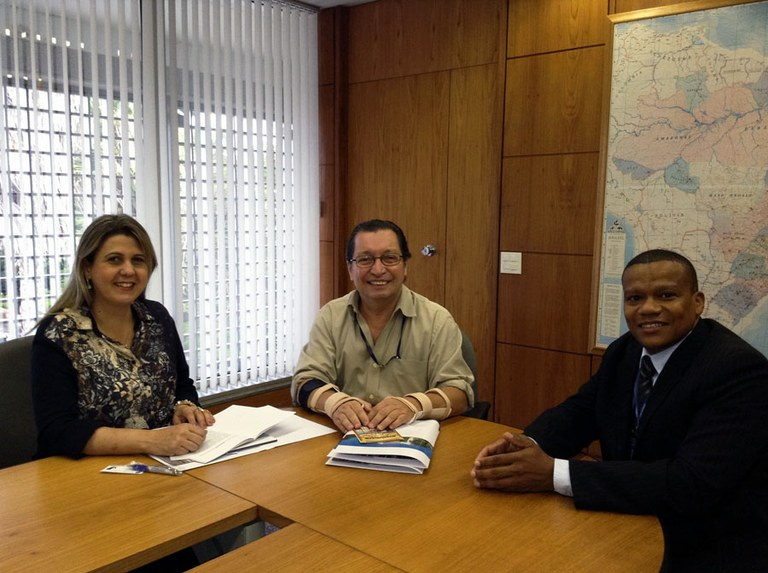 Interlegis acerta oficinas de capacitação com a Câmara de Vassouras-RJ