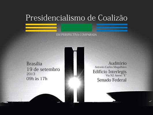 Pesquisadores de Oxford apresentarão estudos sobre presidencialismo de coalizão