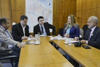 Vereadores de Franca visitam ILB e se familiarizam com Programa Interlegis