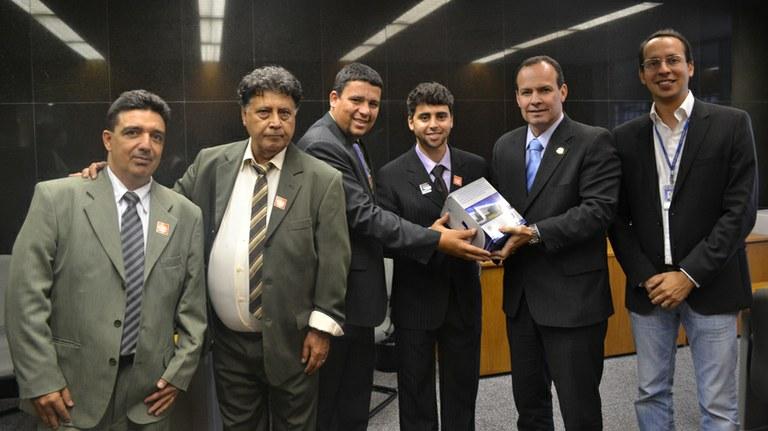 Câmaras do Rio de Janeiro querem usar produtos do Interlegis