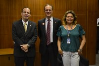 Depois do diagnóstico, Joinville quer convênio com o Interlegis/ILB