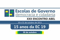 Escolas de Governo e Escolas do Legislativo reúnem-se no Senado