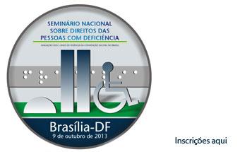 Seminário avalia os cinco anos da Convenção sobre os Direitos das Pessoas com Deficiência