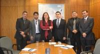 União dos Vereadores do Ceará procura parceria com o Interlegis/ILB