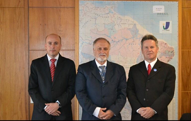 Vereadores de Guaporé (RS) conhecem os produtos e serviços do Interlegis