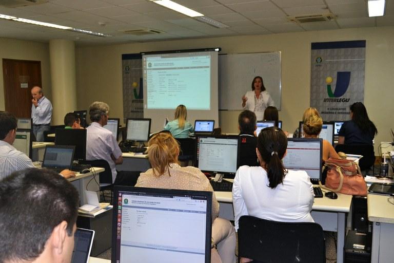 Oficinas do Interlegis têm resultado positivo, avaliam participantes