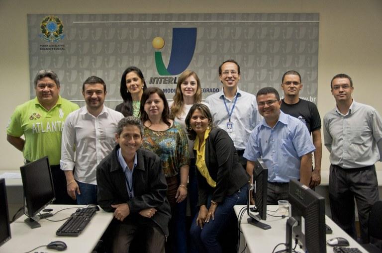 Interlegis encerra atividades de treinamento de 2013 com oficinas em Brasília e no Rio Grande do Sul