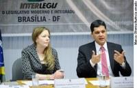 Interlegis sedia videoconferência inédita de senadores com 15 deputados do Parlamento Europeu