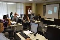 Oficina de Portal Modelo e SAPL atrai alunos de quatro regiões