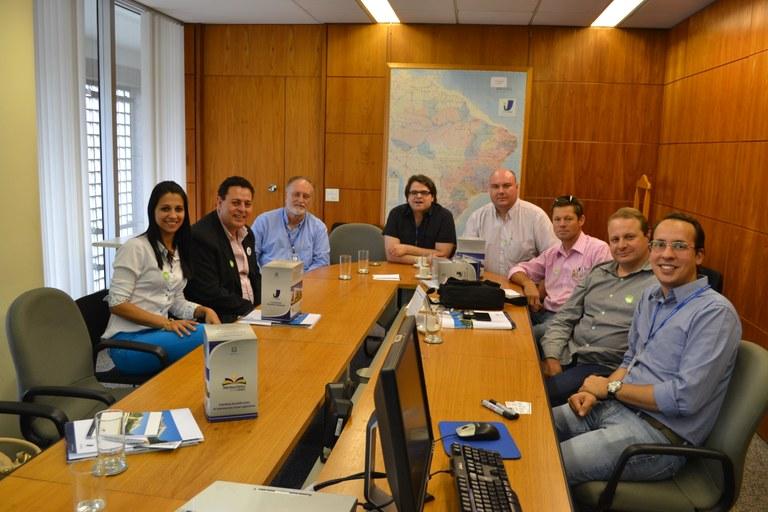 Rio Grande do Sul e Mato Grosso do Sul se juntam à visita ao Interlegis/ILB