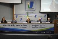 Aula inaugural 2014 do ILB/Interlegis aborda questões de Direito Eleitoral