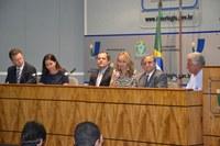 Parlamentares e prefeitos discutem soluções conjuntas para Região do Entorno do  DF, no Interlegis