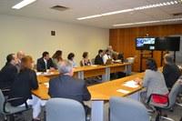 Videoconferência com representantes Interlegis nos Estados mostra interesse por cursos e parcerias na TV