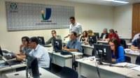 Representantes de casas legislativas de dez Estados participam de oficinas no Interlegis