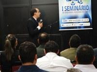 Palestra Interlegis atrai mais de cem vereadores no II Congresso Goiano de Municípios