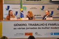 Evento do auditório do Interlegis discute a gestão do tempo da mulher moderna