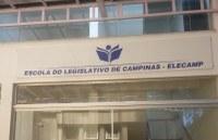 Câmara de Campinas inaugura Escola do Legislativo com cursos do Interlegis, nesta quarta-feira, 9