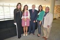 Estado do Amapá é representado em visita ao Interlegis