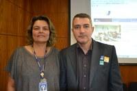 Presidente da Câmara de Guaíra busca Interlegis para parceria