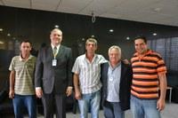 Presidente de câmara paranaense participa das oficinas tecnológicas do Interlegis