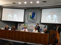 Angela Portela destaca papel do Interlegis e da ABEL no fortalecimento do Legislativo