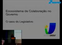 Interlegis participou do Fórum Internacional de Software Livre