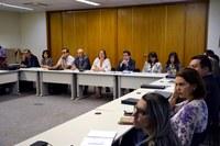 Reunião técnica com representantes do Interlegis encerra V Encontro