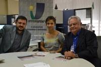 Presidente da Câmara Municipal de Manga conhece o SoluçãoWEB Interlegis