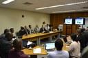 Técnicos dos Parlamentos dos países de língua portuguesa se interessam por produtos tecnológicos do Interlegis